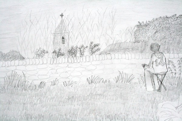 Participant's drawing